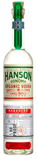 Hanson Of Sonoma Vodka Organic Habanero 750ml